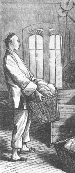 Chinese laundry 1881